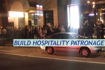 Build Hospitality Patronage