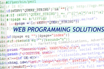 Web Programming Solutions
